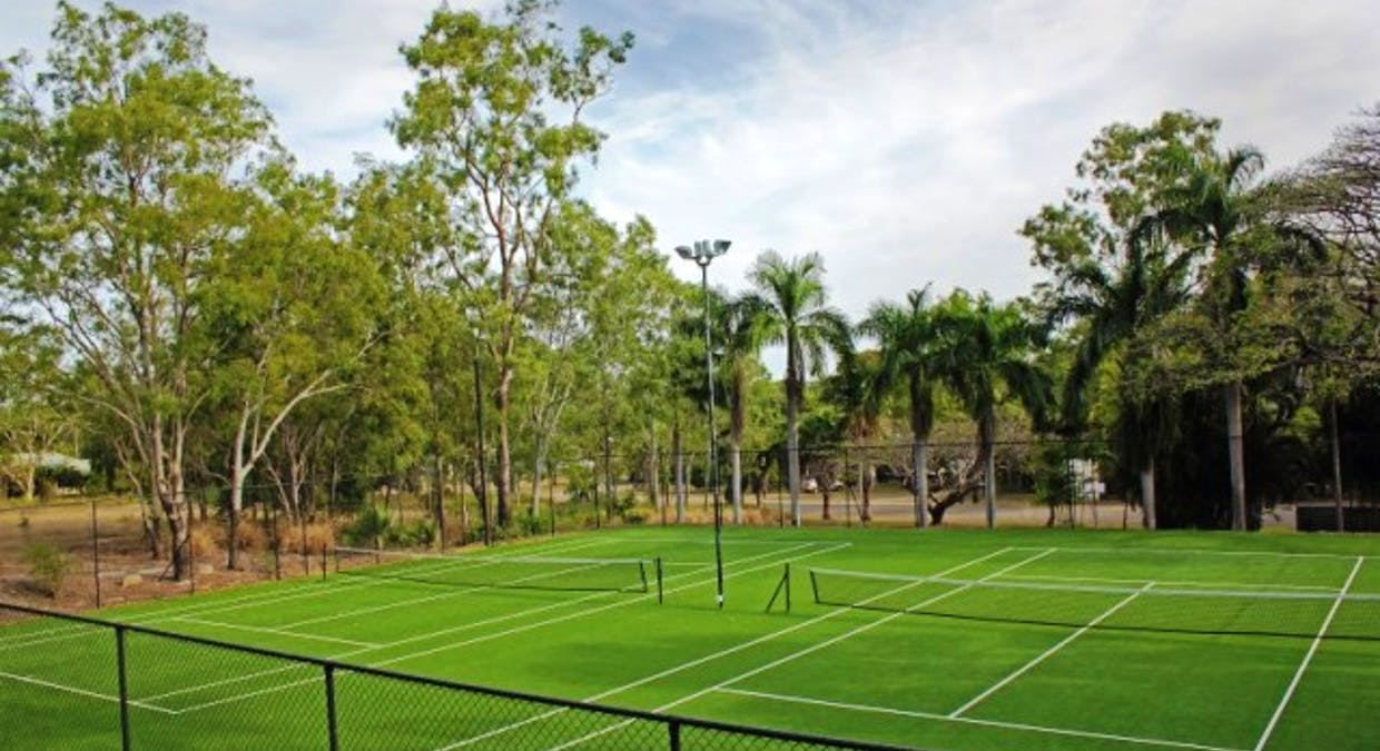 Magnetic Island Tennis Courts