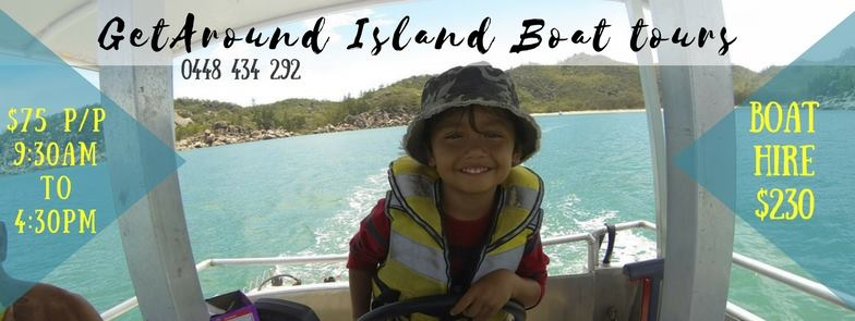 Get Around Island Tours - Magnetic Island
