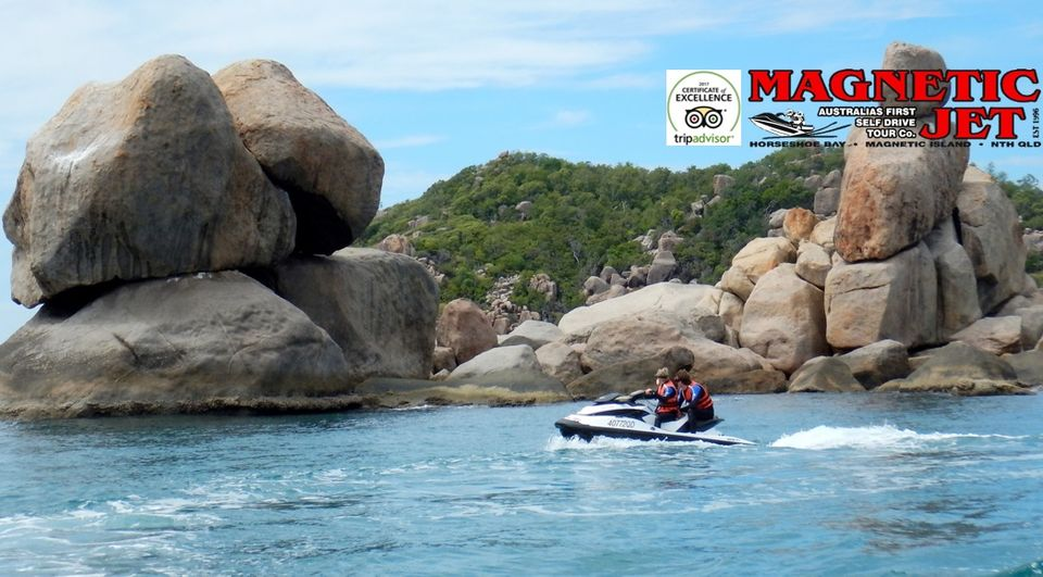Magnetic Jet Ski Tours