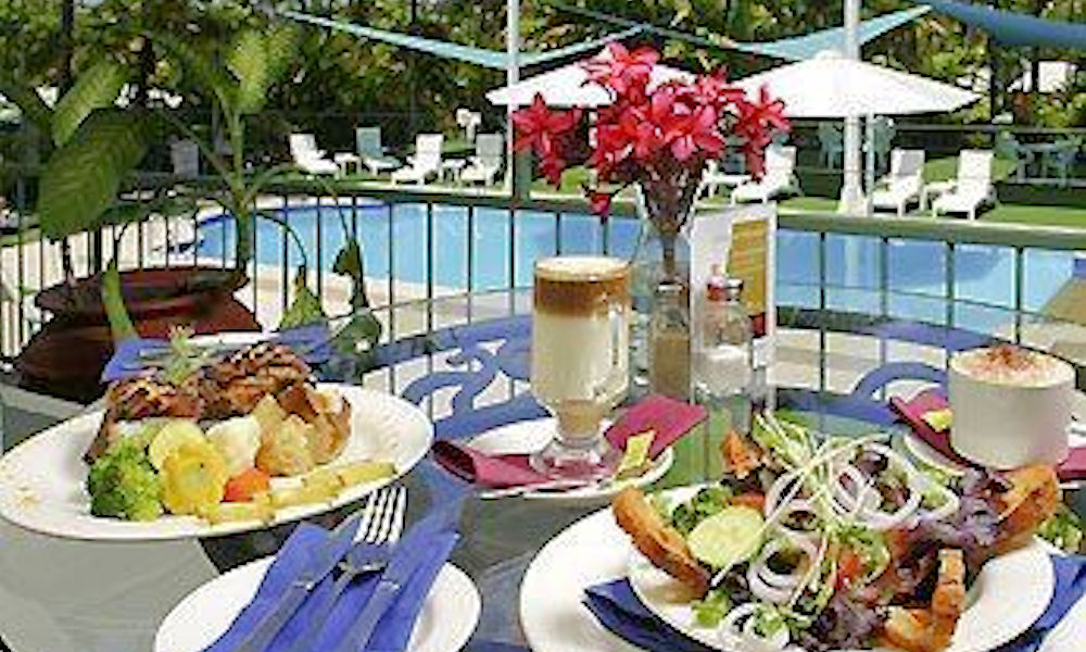 Up the Garden Path - Magnetic Island Restaurant