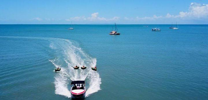aquascene Magnetic Island Charters and Tours
