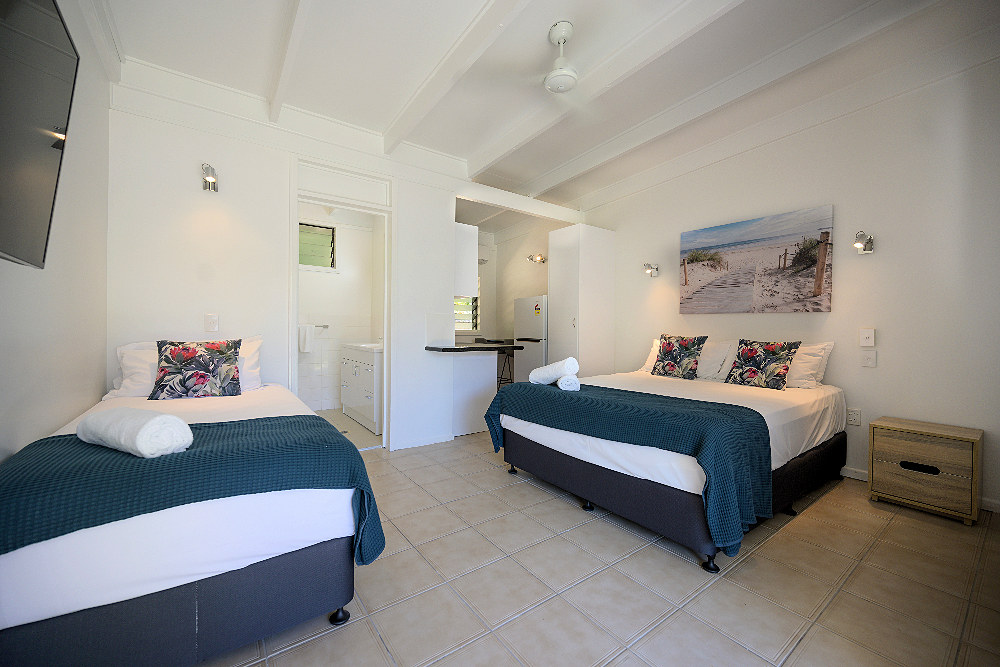 King Studio Unit Magnetic Island room to rent