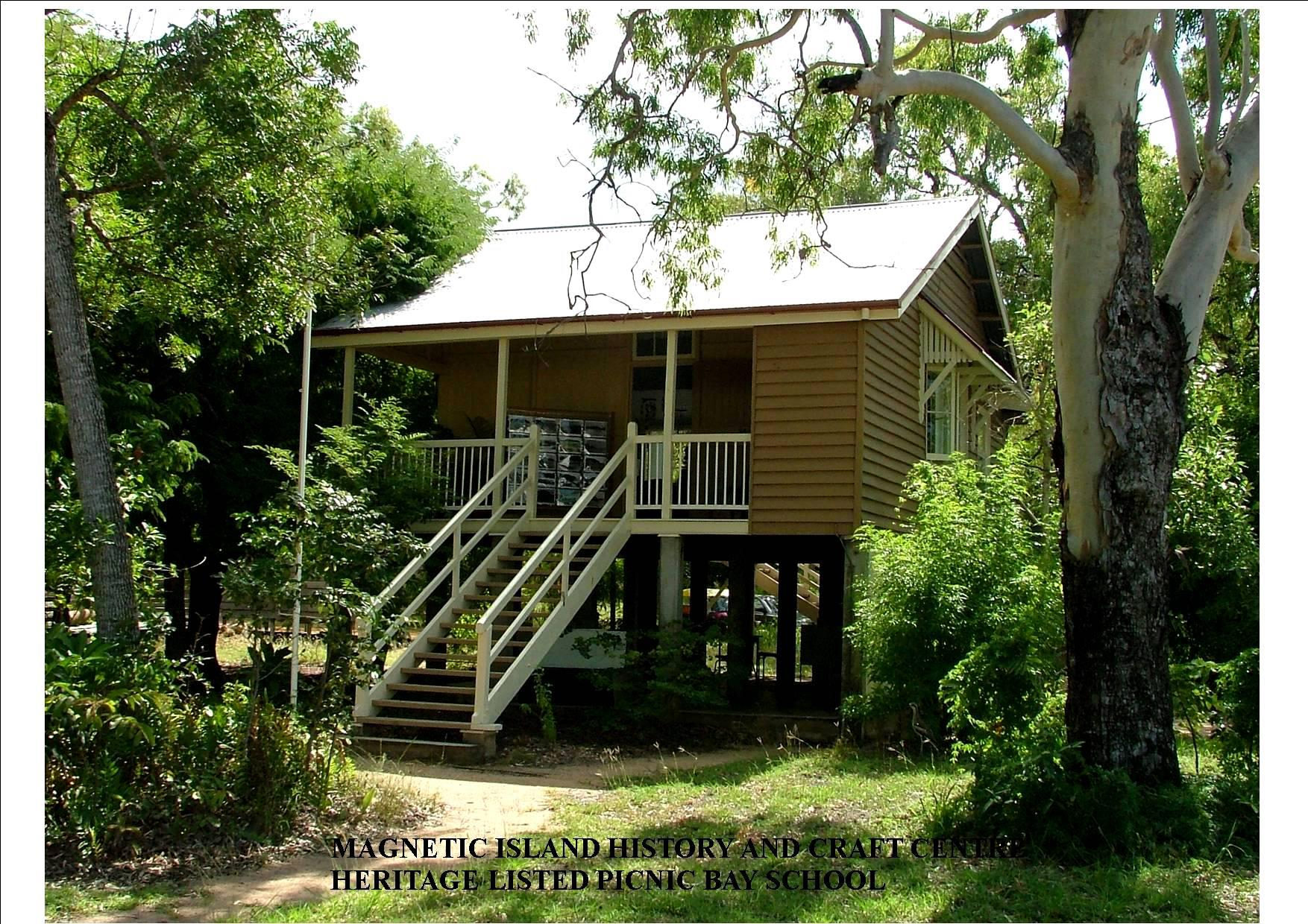 Magnetic ISland Museum