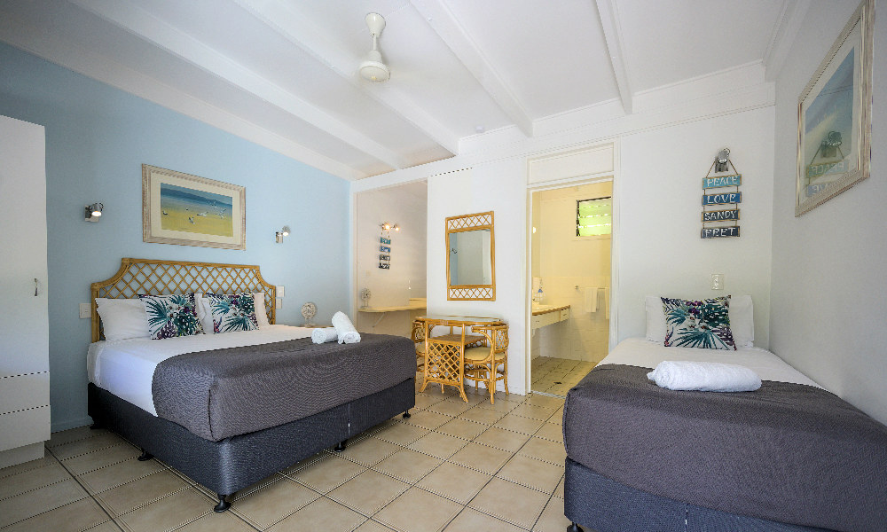Magnetic Island Resort Rooms - Amaroo On Mandalay